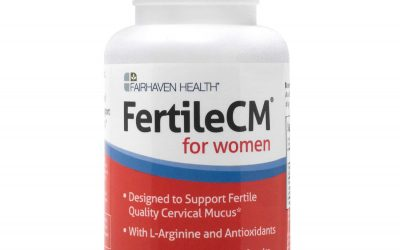 Fertile CM for Women to support cervical mucus and endometrial lining